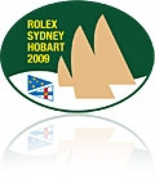 Irish Crew Vying for Overall Sydney–Hobart Lead