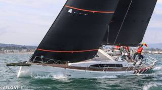 Wow (George Sisk) was the DBSC Cruiser 0 IRC winner