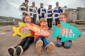 Sea Change At Seafest: Ireland's Largest Free Maritime Festival To Raise Awareness Of Plastic Pollution