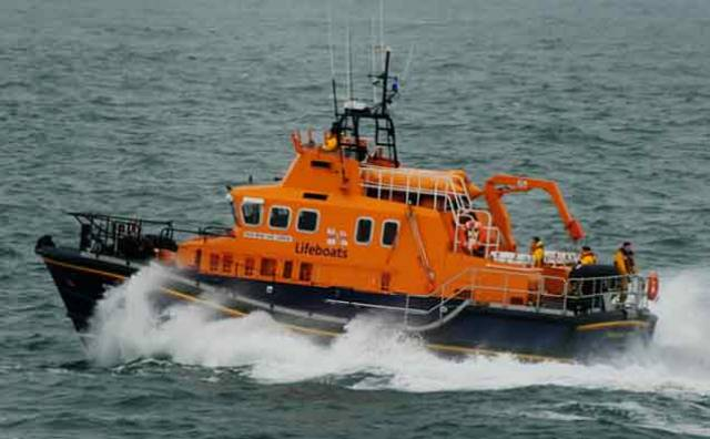 The Ballyglass all-weather lifeboat
