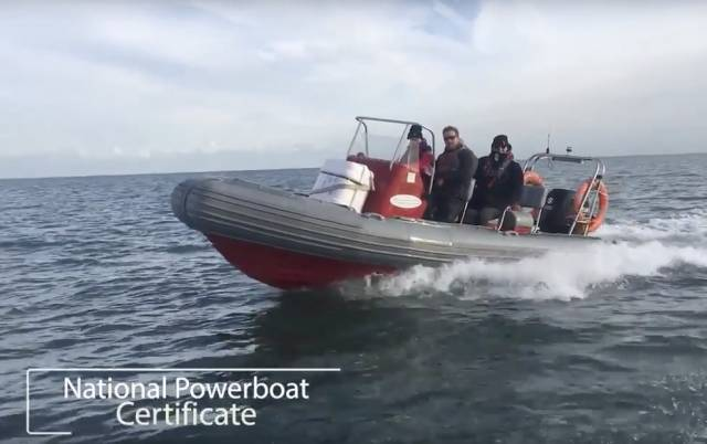 If you are interested in teaching powerboat courses contact the INSS in Dun Laoghaire. Scroll down for video.