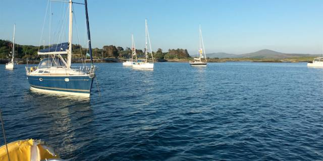 Schull Marina Project Closer To Fruition As Funding Sources Targeted