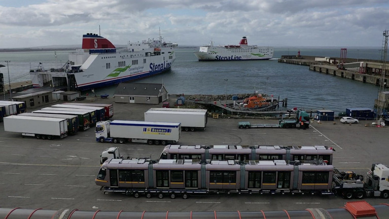 Rosslare Europort Receives Dutch Ambassador to Explore Port's Potential