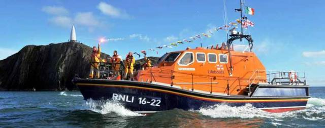 RNLI: A Centenary for Baltimore, New Lifeboats for Clogherhead & Wicklow & Crosshaven Needs Volunteers