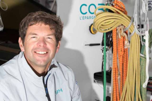 Prime Eighth Imoca In Build As Nicolas Troussel Announces New Boat Wiring Digital Resources Funapmognl