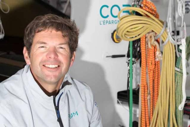 Phenomenal Eighth Imoca In Build As Nicolas Troussel Announces New Boat Wiring Database Gramgelartorg
