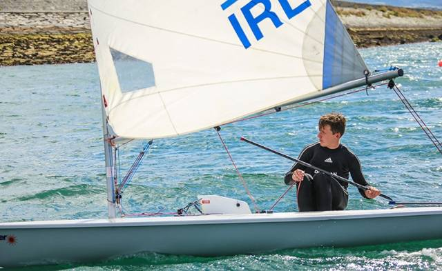 Royal Cork's Johnny Durcan competing in New Zealand this week