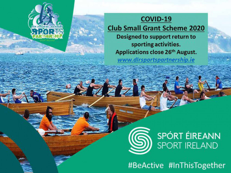 Small Grants For Sports Clubs In Dun Laoghaire-Rathdown To Fund Reopening