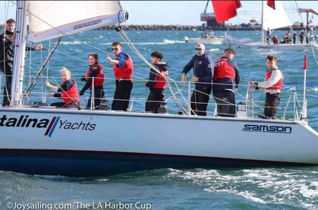 CIT Third at Port of Los Angeles Harbour Cup