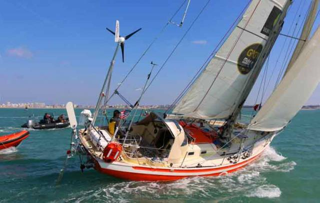 Golden Globe Race Investigation Report Not Available Until May