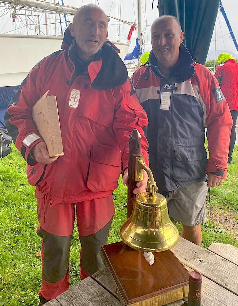 Sea Saw Wins Iniscealtra Sailing Club's Gortmore Bell Race