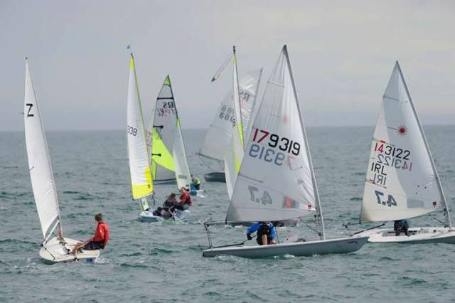 Bray Sailing Club Junior Regatta