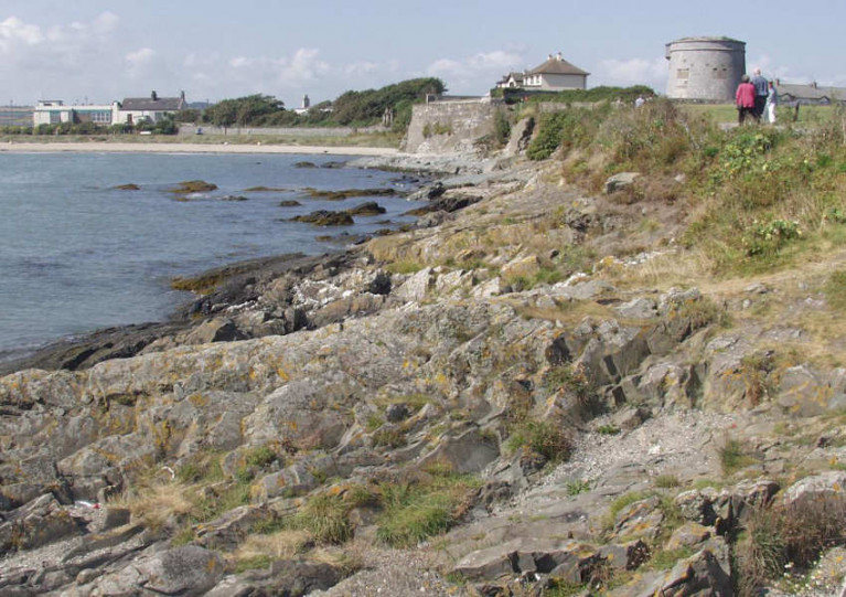 The Fingal Coastal Way will connect Donabate with the Dublin-Meath county boundary between Balbriggan and Drogheda