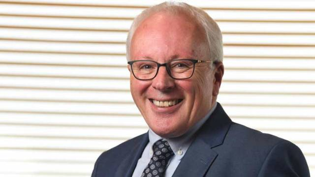 New CEO - Dr Paul Connolly