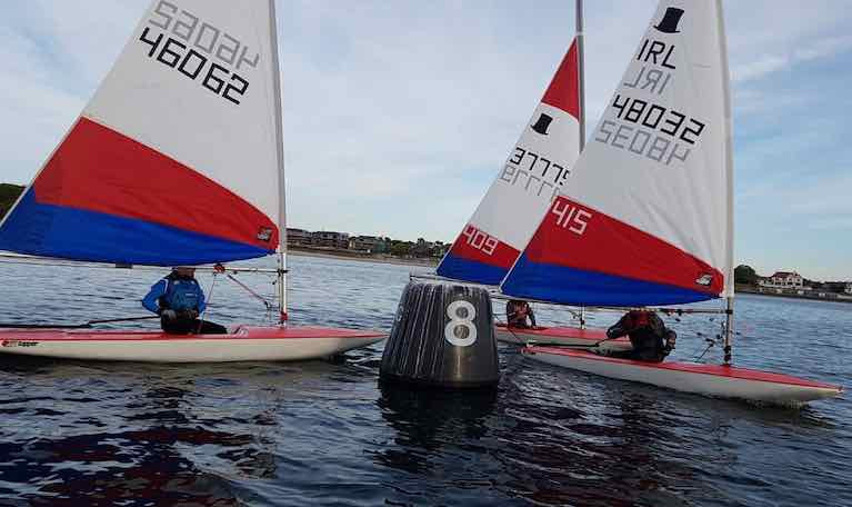 Ballyholme Yacht Club's Junior Icebreaker Begins This Weekend