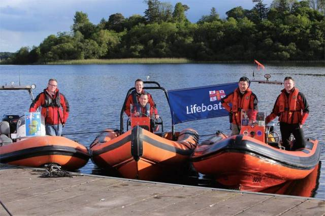 Kevin McCaffery, Dermot Maguire, Damien Mundy, Joe Gavin and Stephen Leddy will set out from Greystones on 20 June for their round-Ireland fundraising adventure