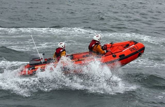 Fethard Lifeboat Rescues Three On Punt Drifting Close To Shore