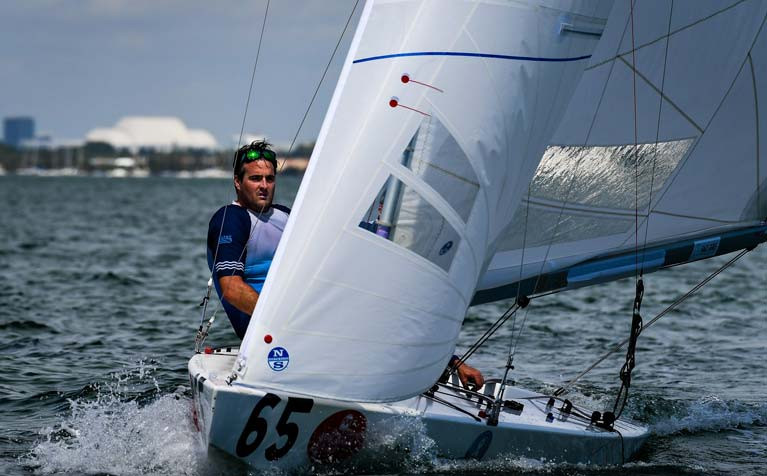 Peter & Robert O'Leary Move up to Third Overall at Star Class Bacardi Cup