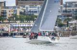 J109 Mojito is the overall leader of the ISORA points series. A 27-boat fleet will race to Greystones tomorrow