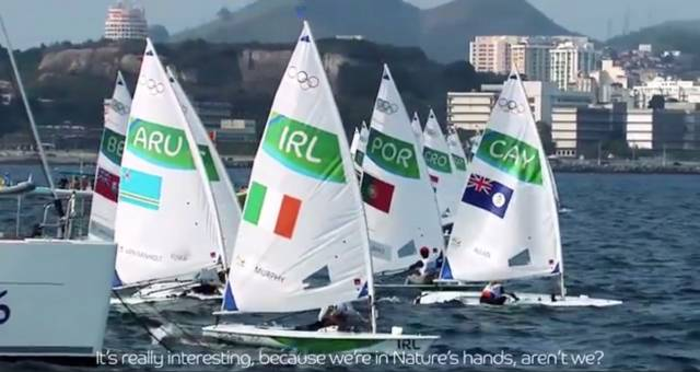 Annalise Murphy and other Irish sailors feature in World Sailing's new video to set out the world governing body's new 'strategic position'