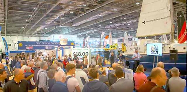 Changes made to the 2018 Show highlighted a renewed confidence in the future of the London Boat Show say British Marine