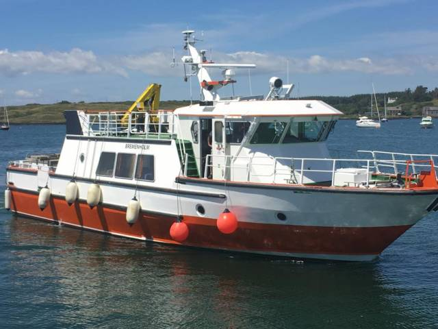 New Fast Ferry For Cape Clear Island Is Licensed & Ready To Go