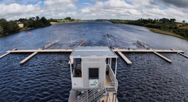 The National Rowing Centre at Farran Wood in Cork