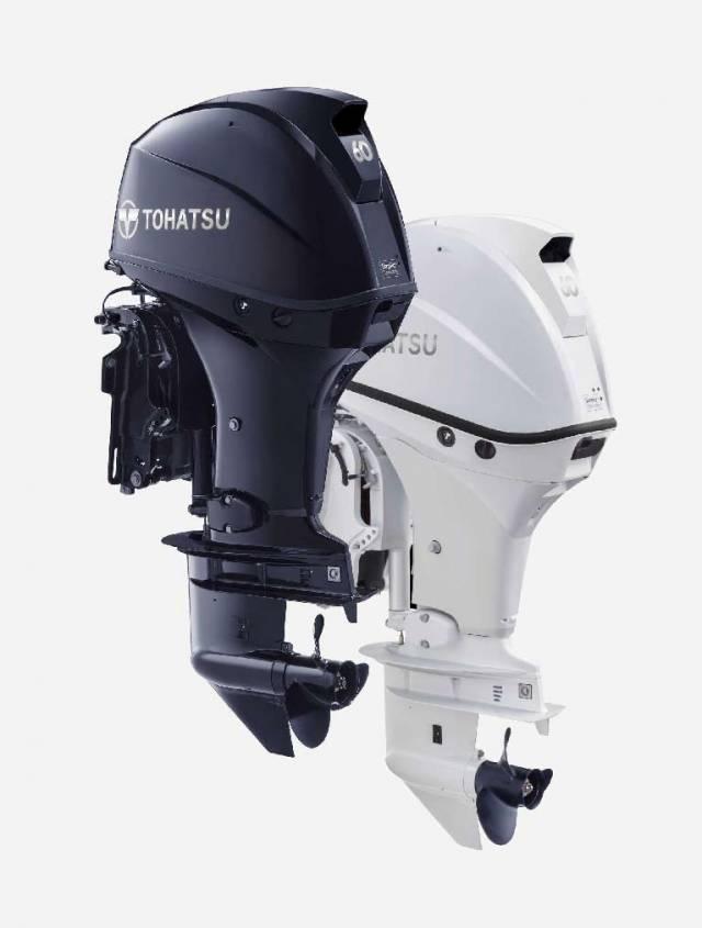 O'Sullivan's Marine Launch New Tohatsu 60hp Outboard Engine