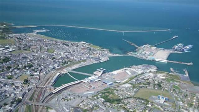 £4m Investment by Stena Line to Upgrade Holyhead Port
