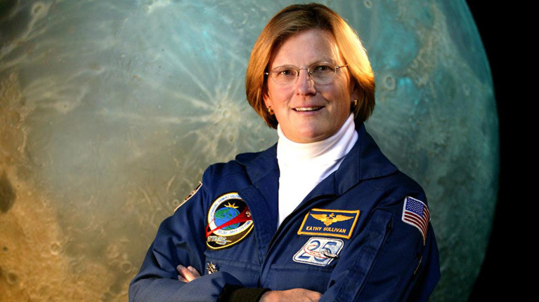 US Astronaut Kathy Sullivan on Deep Sea Diving, Living Through a Pandemic & Ocean Health