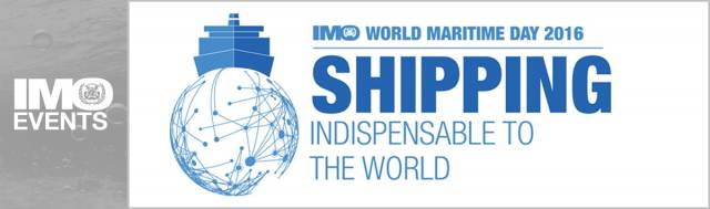 Today is the IMO's World Maritime Day Forum which features a live streaming debate 'Global Shipping's Future Challenges' today at 15.15hrs for you to also join in on twitter