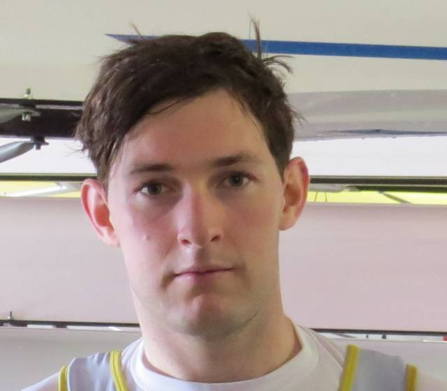 Paul O'Donovan Wins First Race at World Rowing