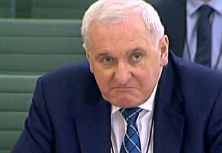 Ahern Remarks on Brexit & Fish Anger Fishing Industry Leader