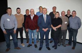 The National Inshore Fisheries Forum November meeting