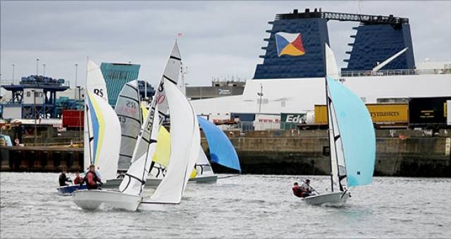 RS 'King Of The Liffey' Success At Poolbeg Yacht & Boat Club