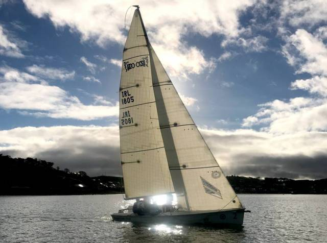 North Sails Ireland: Why Headstay Sag is FAST Upwind in Light Airs?