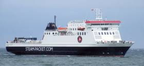Tonight the Isle of Man Steam Packet's ropax Ben-my-Chree will sail to Holyhead, Anglesey for a berthing trial to see if the Welsh port can be a 'contingency' port