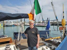Pat Lawless is hopeful to join the next Golden Globe fleet in 2022