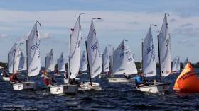 Action from Day 1 of the Oppy Open and Nationals on Lough Derg yesterday