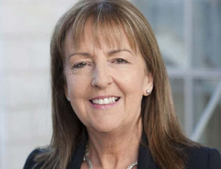 Evelyn Cusack of Met Eireann