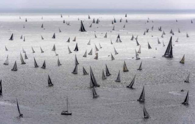 Nearly 400 boats will compete in the world's largest offshore race this August - and safety is of the utmost importance