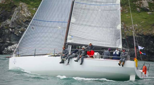 The JPK 10.80 Rockabill VI (Paul O'Higgins) from the Royal Irish Yacht Club is one of 36 entries for next week's ISORA race from Holyhead to Dun Laoghaire