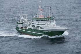 The RV Celtic Explorer will carry out this year's groundfish survey off Donegal from 8-17 April
