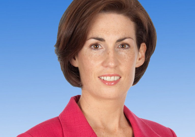 Hildegarde Naughton is Minister of State at the Department of Transport, Tourism and Sport