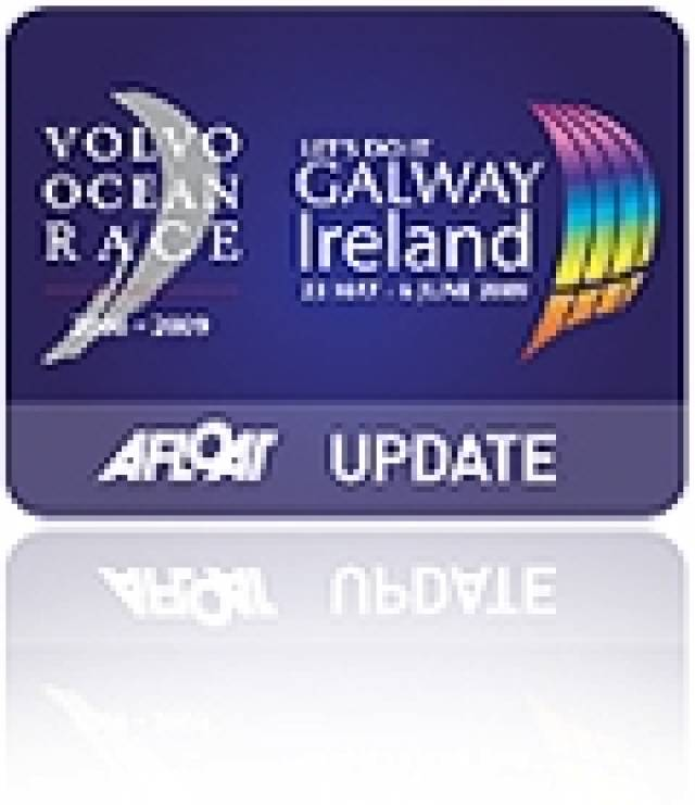 Freedom of Galway for VOR team?