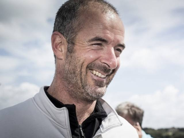 Kerry offshore sailor Damian Foxall, will be on the Musandam-Oman Sail, the Sultanate of Oman's flagship trimaran, when it joins a small fleet of MOD70s at the start of the Royal Ocean Racing Club's classic Round Ireland Race on 18 June to kick off the European season.