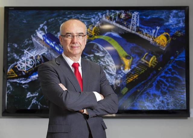 OpenHydro appoints new Chief Executive