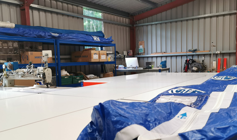 North Sails Ireland's Wicklow Service Loft is now open