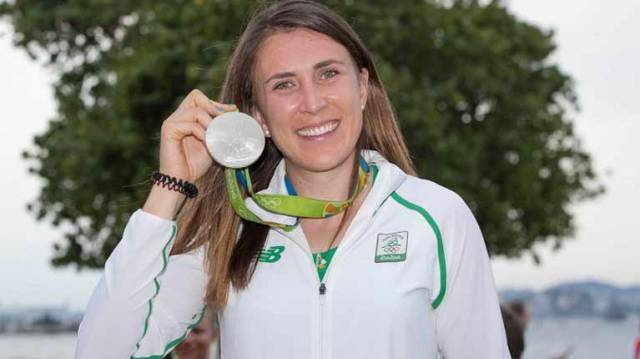 Olympic Silver Medalist Annalise Murphy has launched a two year campaign in a new class for Tokyo