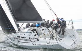 The new Howth Yacht Club J109 'Outrajeous' campaign will contest class one of June's ICRA National Championships on Dublin Bay
